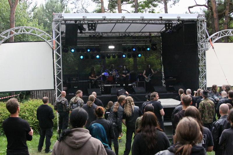 Under The Black Sund 2011, Impressionen