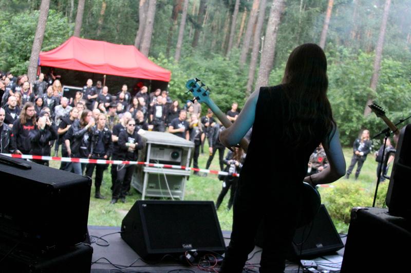 Shores Of Ladon, live, Under The Black Sund 2011