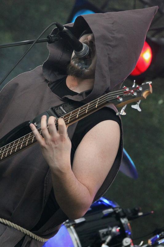 Fides Inversa, live, Under The Black Sund 2011