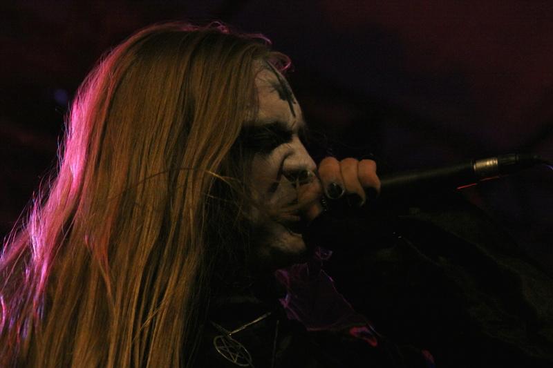 Baptism, live, Under The Black Sund 2011
