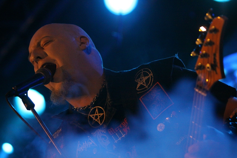 Monarque, live, Under The Black Sund 2011