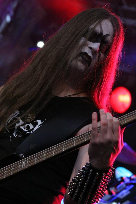 Winterblut, live, Under The Black Sund 2011