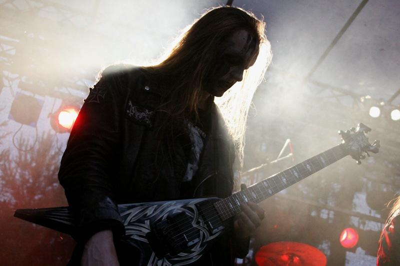 Lugubre, live, Under The Black Sund 2011