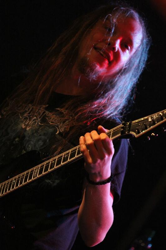 Impaled Nazarene, live, Under The Black Sund 2011