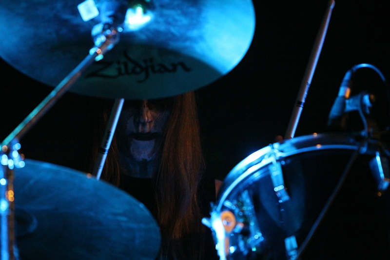 Setherial, live, Under The Black Sund 2011
