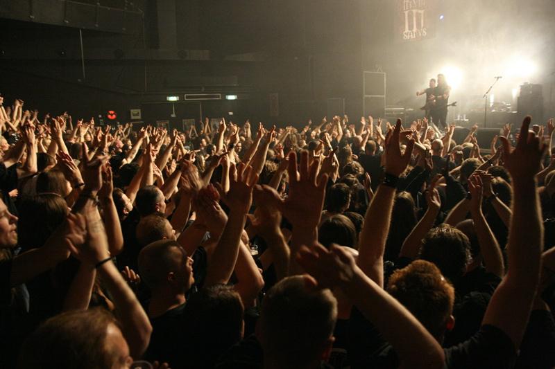 Morbid Angel, live, 12.06.2011 NL-Tilburg, 013