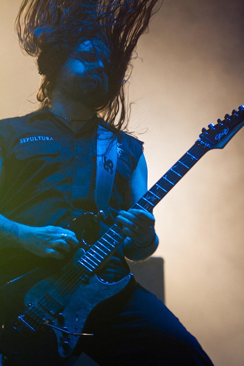 Sepultura, Graspop Metal Meeting 2011