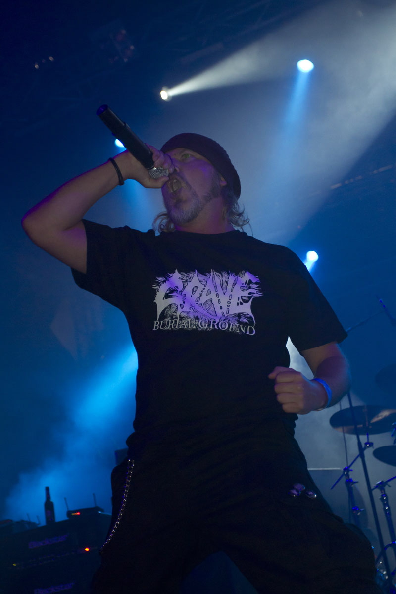 Insidious Disease, live, With Full Force 2011