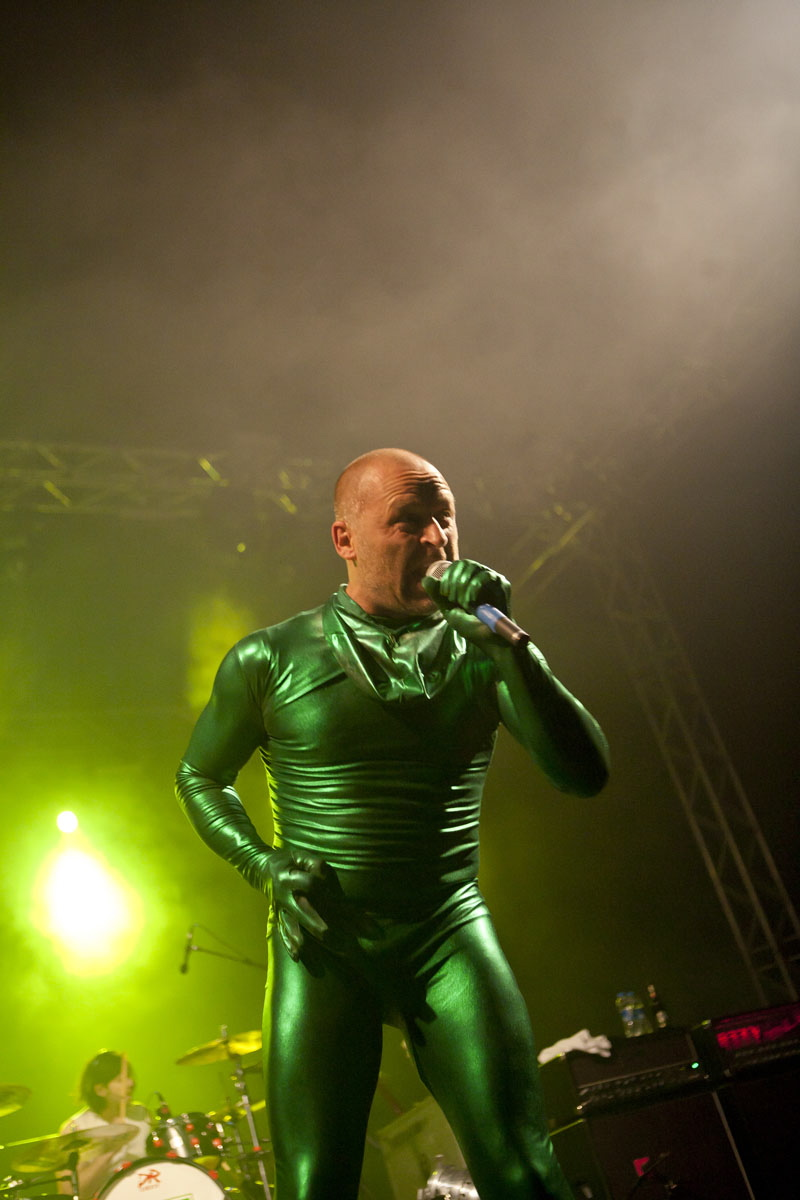 Knorkator, live, With Full Force 2011