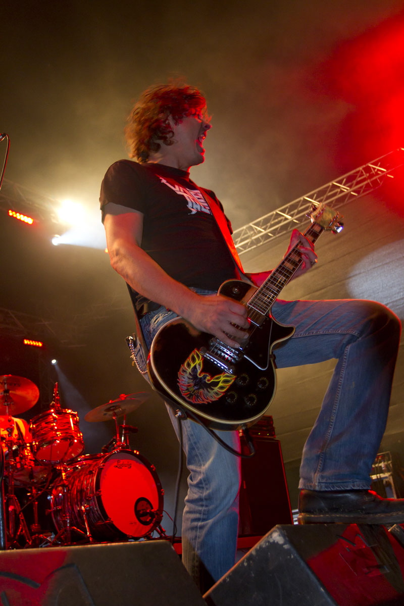 Peter Pan Speedrock, live, With Full Force 2011