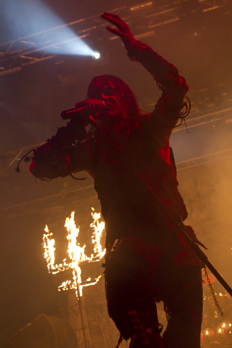 Watain, live, With Full Force 2011