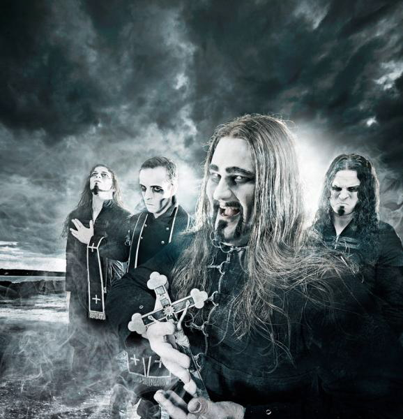 Powerwolf, Promo Pic, 2011