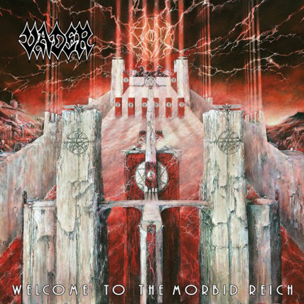 Vader, Cover, Welcome To The Morbid Reich