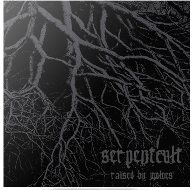 SerpentCult, Raised By Wolves, Cover