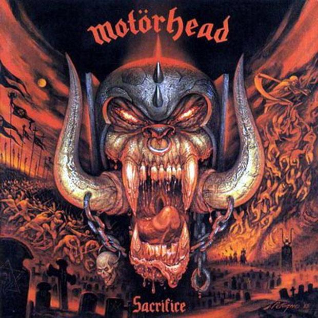 Motörhead Cover, Sacrifice