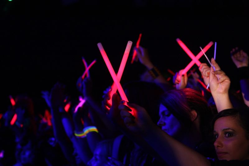 X-Japan, live, 04.07.2011 Berlin, Columbiahalle