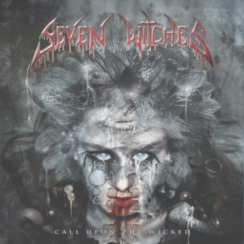 Seven Witches, Call Upon The Wicked Cover
