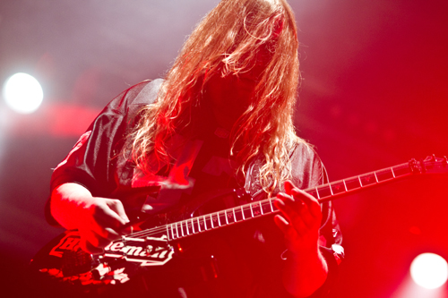 Slayer, Jeff Hanneman live With Full Force 2010