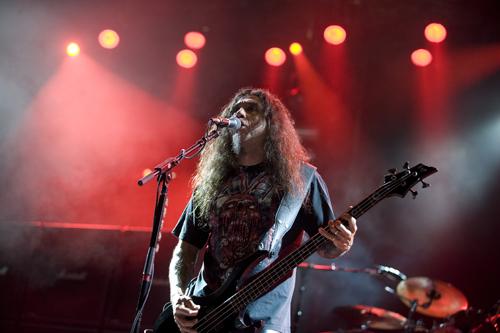 Slayer live Wacken Open Air