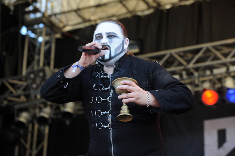 Powerwolf, live, Rock Harz 2011