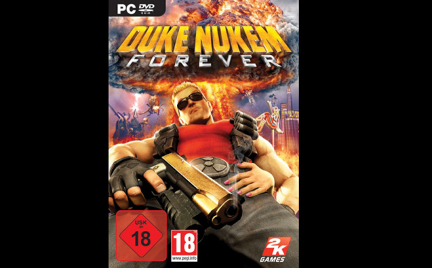 Duke Nukem Forever, Cover
