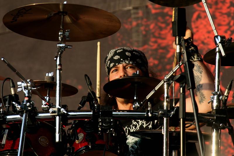 Moonspell, live, Metalcamp 2011