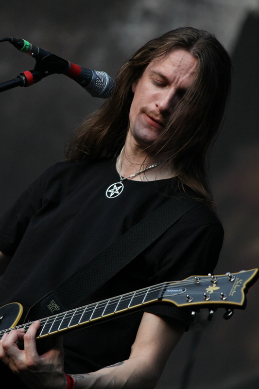 Katatonia, live, Metalcamp 2011