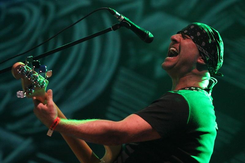 Blind Guardian, live, Metalcamp 2011