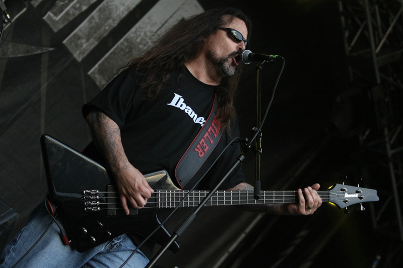 Deicide, live, Metalcamp 2011