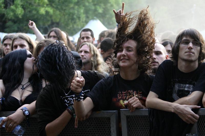 Deicide, live, Metalcamp 2011