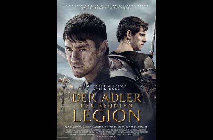 Der Adler der neunten Legion, Cover