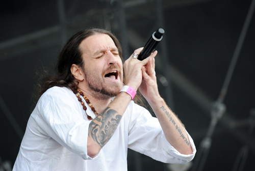 Orphaned Land live, Wacken Open Air