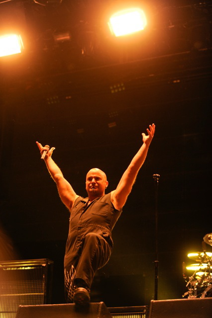 Disturbed live, Rock am Ring 2011