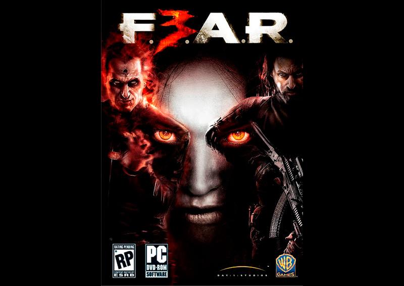 F.E.A.R. 3 Cover