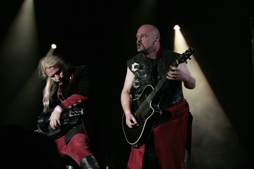 Subway To Sally live, Wacken 2009