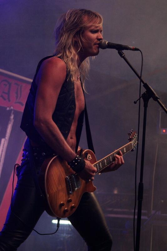 Enforcer, live, Hells Pleasure 2011