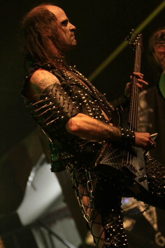 Nifelheim, live, Hells Pleasure 2011