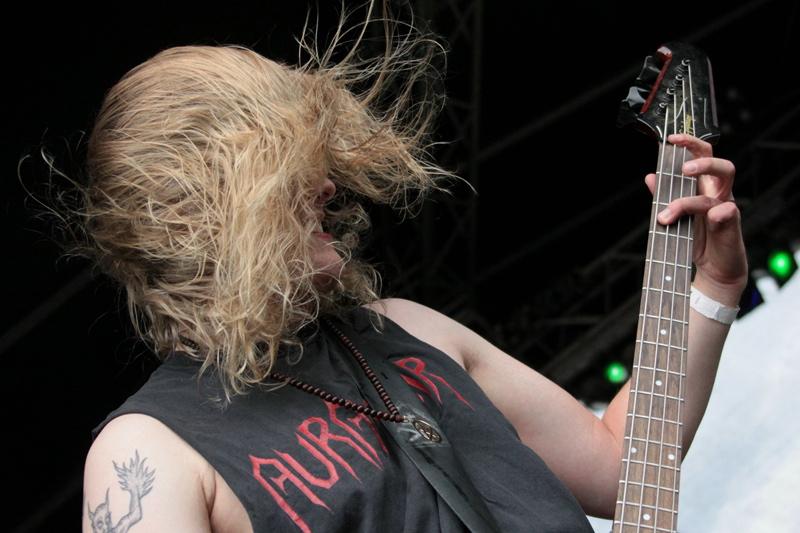 Nekromantheon, live, Hells Pleasure 2011