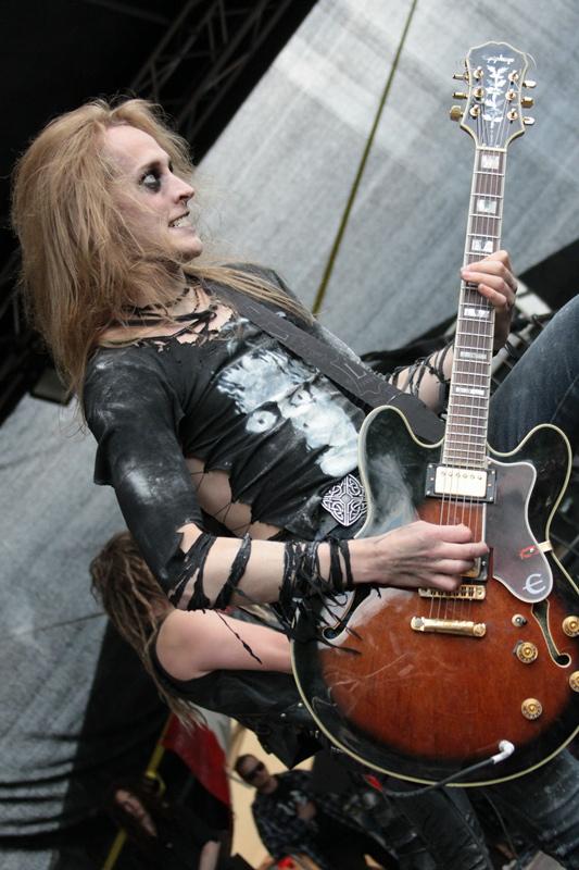 Tribulation, live, Hells Pleasure 2011