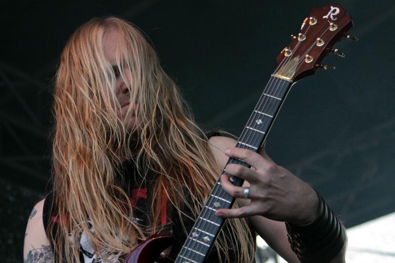Gospel of the Horns, live, Hells Pleasure 2011