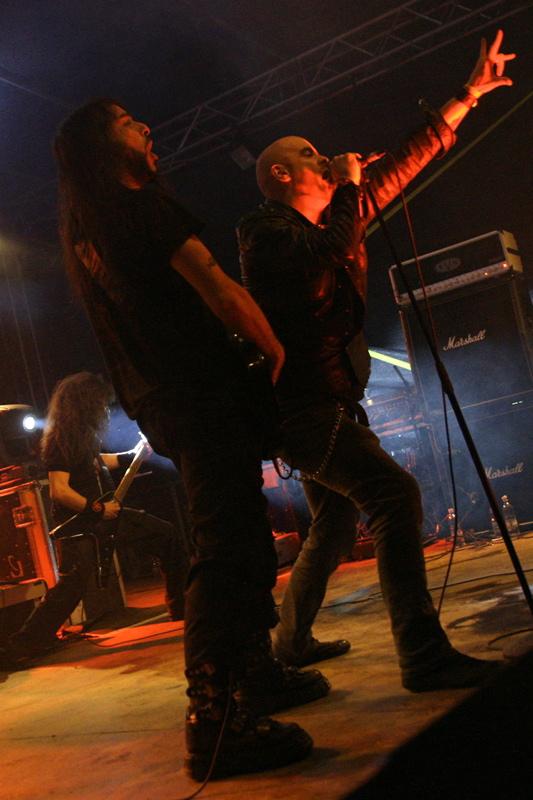 Rotting Christ, live, Hells Pleasure 2011