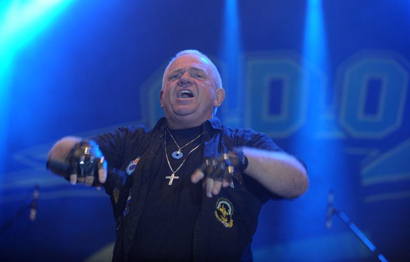U.D.O., live, Rock Harz 2011