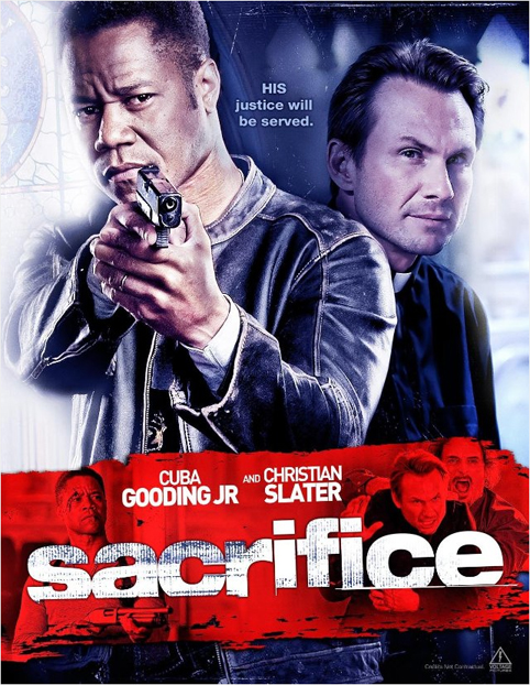 Sacrifice, DVD Cover