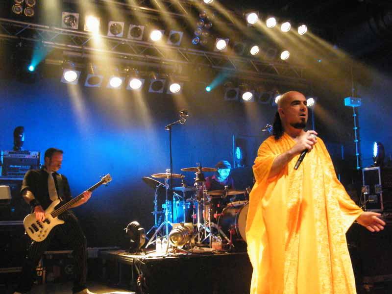 Knorkator live, 25.11.2011 Cottbus, Gladhouse