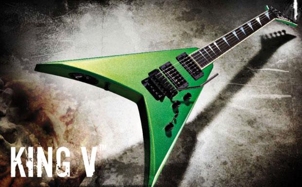 Mitte der 80er verlangten die Spieler aus der gerade explodierenden Metal Szene nach einer Gitarre im Rhoads Style mit größ