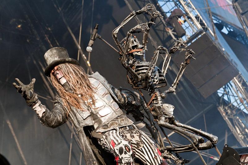 Rob Zombie, Graspop Metal Meeting 2011