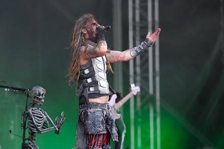 Rob Zombie, live 2011, Sweden Rock Festival
