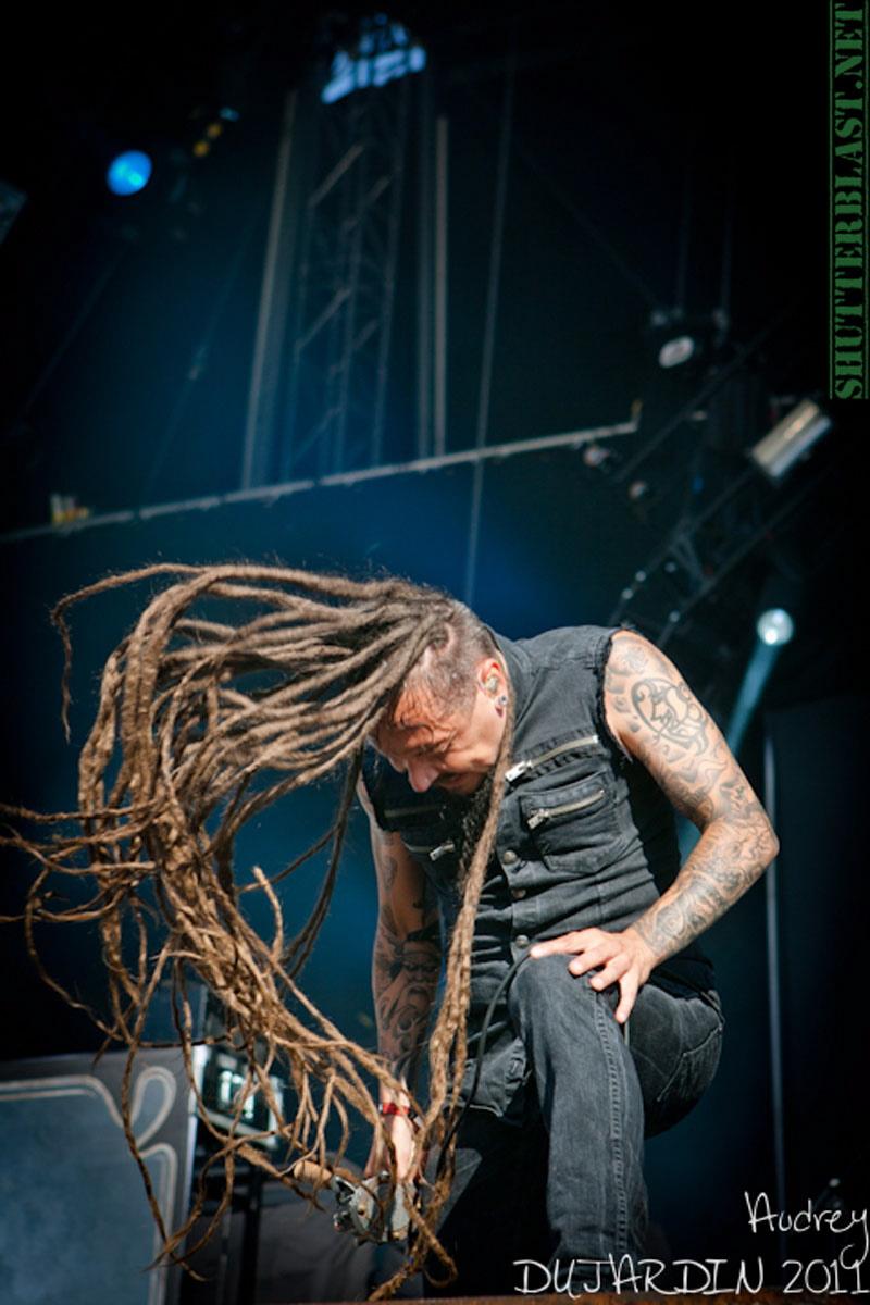 Amorphis, live, Tuska Open Air 2011