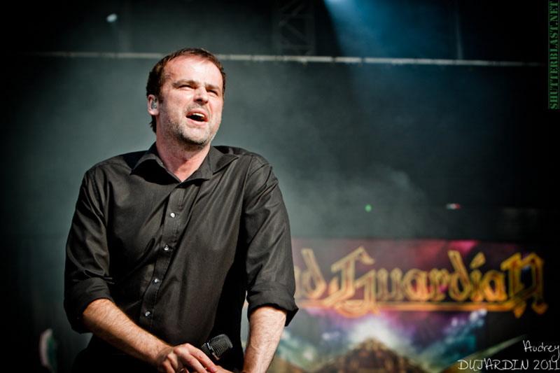 Blind Guardian, live, Tuska Open Air 2011