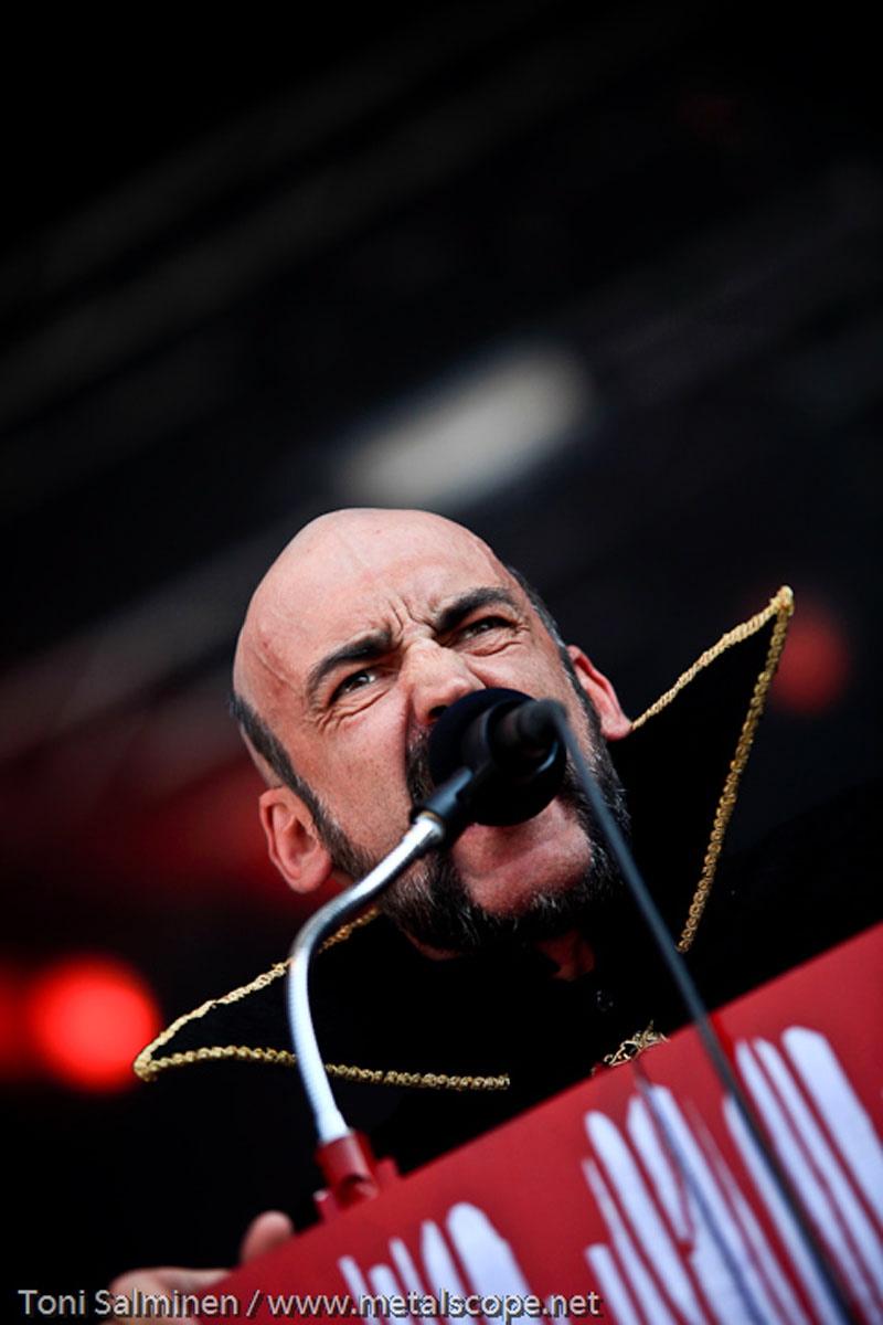 Bulldozer, live, Tuska Festival 2011